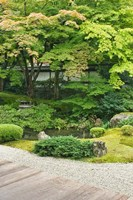 Sennyuji Temple Garden, Kyoto, Japan Fine-Art Print