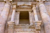 Ancient Jerash Gate, Amman, Jordan Fine-Art Print