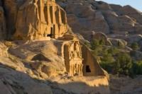 Obelisks Tomb, Petra, Jordan Fine-Art Print