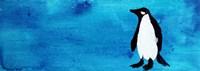 Blue Penguin IV Fine-Art Print