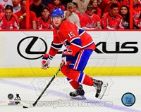 P.A. Parenteau 2014-15 Action Fine-Art Print
