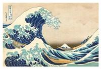 The Great Wave off Kanagawa Fine-Art Print