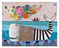 Spring Whale Fine-Art Print