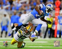 Reggie Bush 2014 Action Fine-Art Print