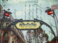 Metro Fine-Art Print