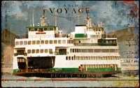 Voyage To Puget Sound Fine-Art Print