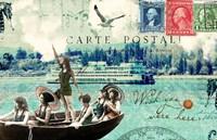 Wish You Were Here - Port Orchard Fine-Art Print