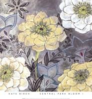 Central Park Bloom I Framed Print