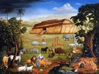 Noah's Ark Fine-Art Print