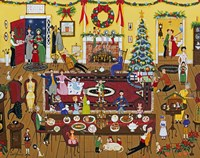 The Holidays With Family And Friends Fine-Art Print