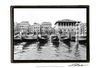 Glimpses, Grand Canal, Venice II Fine-Art Print