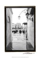 Glimpses, Grand Canal, Venice III Fine-Art Print