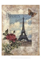 Eternal Paris Fine-Art Print