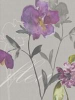 Violette Fleur I Fine-Art Print