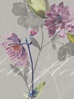 Violette Fleur II Fine-Art Print