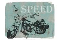 Motorcycle Ride II Fine-Art Print