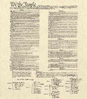 Constitution Document Fine-Art Print