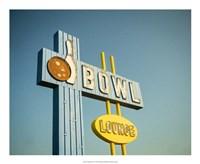 Vintage Bowl IV Fine-Art Print