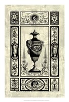 Pergolesi Urn II Fine-Art Print