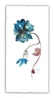 Floral Watercolor I Fine-Art Print