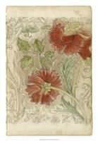 Floral Pattern Study II Fine-Art Print