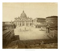 St. Peter's Square Fine-Art Print