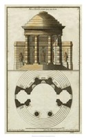 Deneufforge Architecture II Fine-Art Print