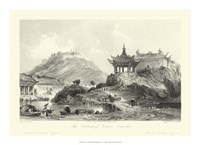 Scenes in China II Fine-Art Print