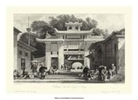 Scenes in China V Fine-Art Print