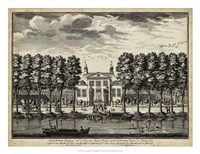 Views of Amsterdam II Fine-Art Print