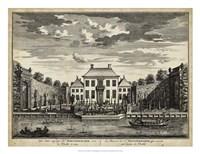 Views of Amsterdam V Fine-Art Print