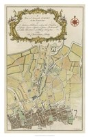 Parishes of London Fine-Art Print
