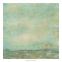 Mint Sky I Fine-Art Print