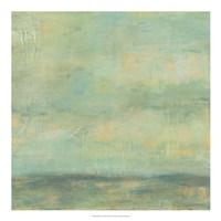 Mint Sky II Fine-Art Print
