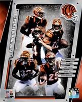 Cincinnati Bengals 2014 Team Composite Fine-Art Print