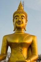 Wat Phra Yai, Buddha of Chonburi, Pattaya, Thailand Fine-Art Print