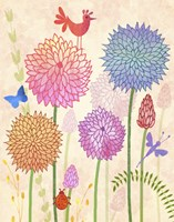 All-A-Flutter I Fine-Art Print
