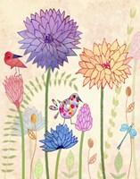 All-A-Flutter II Fine-Art Print