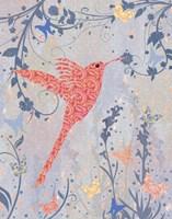 Victorian Visitor Color Fine-Art Print