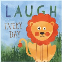 Laugh Every Day Fine-Art Print