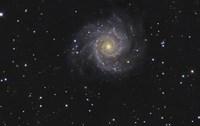 Messier 74, A Spiral Galaxy in the Constellation Pisces Fine-Art Print