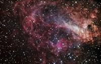The Omega Nebula Fine-Art Print