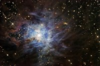 The Iris Nebula Fine-Art Print