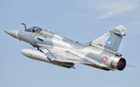 Dassault Mirage 2000C of the French Air Force Fine-Art Print