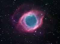 The Helix Nebula Fine-Art Print