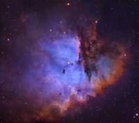 Emission Nebula (NGC 281) Fine-Art Print