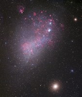 Small Magellanic Cloud (close up) Fine-Art Print