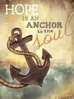 Anchor to the Soul Fine-Art Print