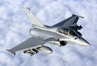 Dassault Rafale B of the French Air Force Fine-Art Print