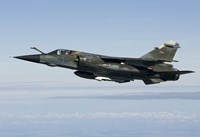 Mirage F1CR of the French Air Force Fine-Art Print